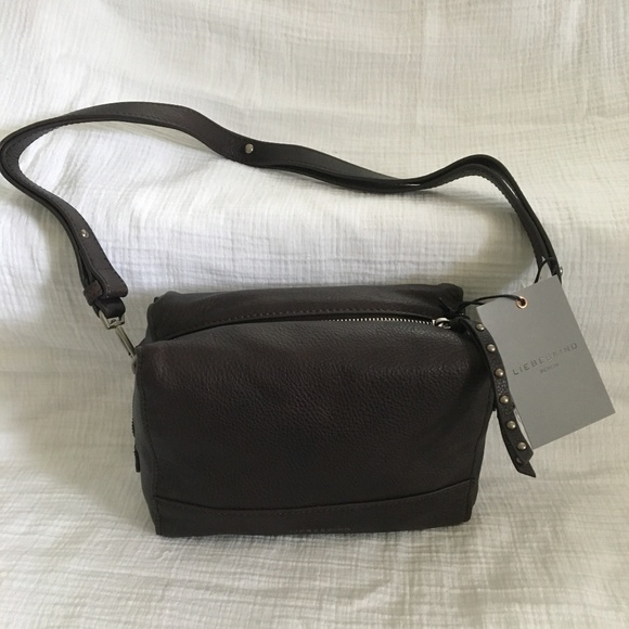 0c808683d4 Liebeskind Bags | Berlin Syracuse Leather Crossbody Bag | Poshmark